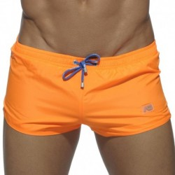 Basic Mini Swim Short - Orange