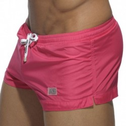 Short de Bain Mini Basic Fuchsia