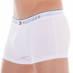 Tommy Hilfiger Boxer Heritage Microfibre Blanc