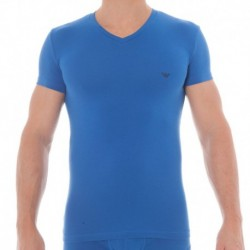 T-Shirt Fancy Athletics Big Eagle Bleu de Chine