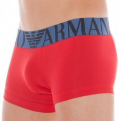 Colored Basic Megalogo Boxer - Red