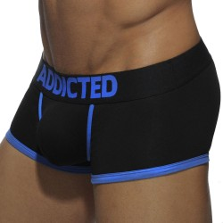Basic Colors Boxer - Black - Royal