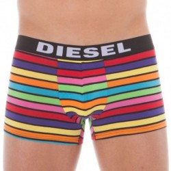 3-Pack Boxers -  Multicolor Stripe - Black - Red