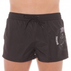 Short de Bain Fold And Go Noir