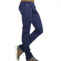 Pantalon Light Double Face Marine