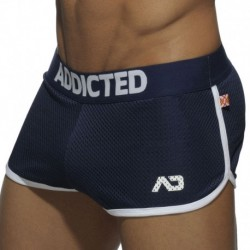 Rocky Double Mesh Short - Navy