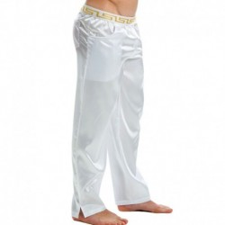 Meander Lounge Pants - White
