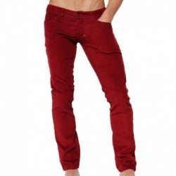 Pantalon Gianni Rouge