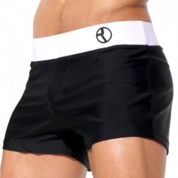 Short de Bain Walker Noir
