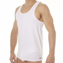 Calvin Klein 2-Pack ID Lounge Tank Tops - White
