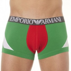 Trendy Color Block Boxer - Italy