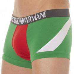 Boxer Trendy Color Block Italie