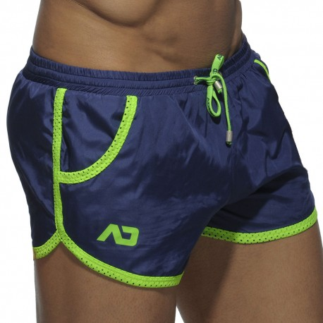 Addicted Rocky Swim Short - Navy