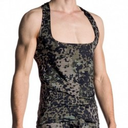 M657 Workout Tank Top - Jail