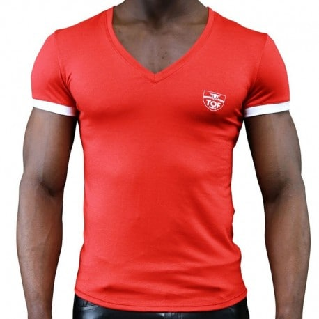 TOF T-Shirt Hello Rouge