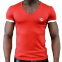 T-Shirt Hello Rouge