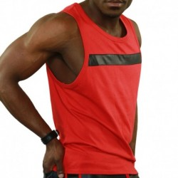 Player Tank Top - Red