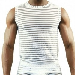 Apollon Tank Top - White