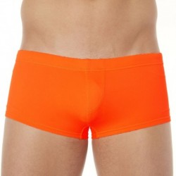 125 Swim Boxer - Neon Orange