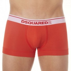 DSQUARED2 132 Modal Color Boxer - Coral