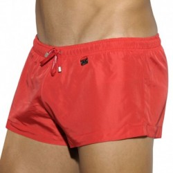 ES Collection Short de Bain Rouge