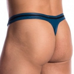 RED 1675 Mini Thong - Cadet Blue