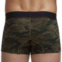 Force of Nature Boxer - Green Camo