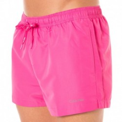 Short de Bain Core Solids Fuchsia