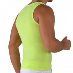 Tank Top - Neon Yellow