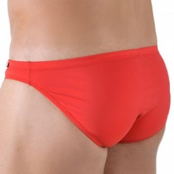 Mini Slip de Bain Rouge