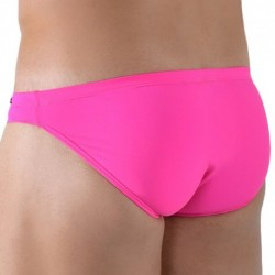 Mini Swim Brief - Hot Pink