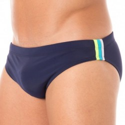 Archangel Swim Brief - Navy