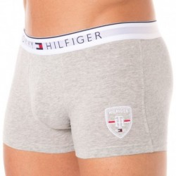 Embroidery Heritage Boxer - Light Grey