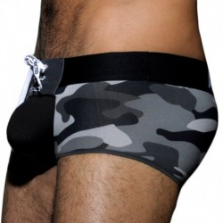 Addicted Tie-Up Boxer - Camouflage