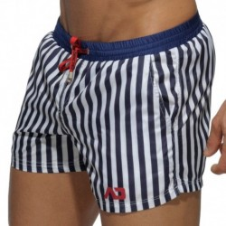 Addicted Short de Bain Sailor Marine