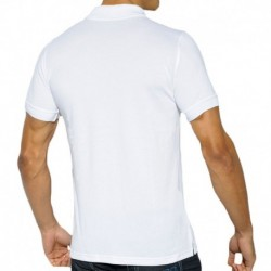 ES Collection Polo Fit Blanc