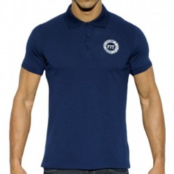 ES Collection Polo Fit Marine