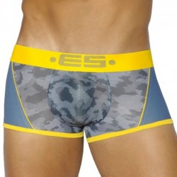 ES Collection Camo Jeans Boxer - Camouflage - Yellow
