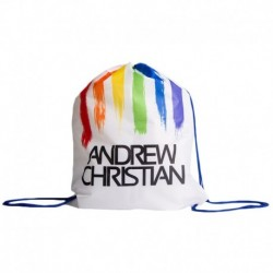 Pride Backpack - White