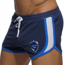 Shield Detail Short - Navy