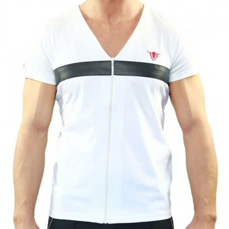 TOF Veste Boldness Blanche