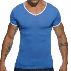 Addicted T-Shirt Basic Colors Royal