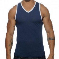 Addicted Basic Colors Tank Top - Navy