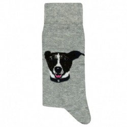 Sam Socks - Grey