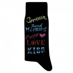 Typo Socks - Black
