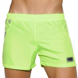 ES Collection Short Tech Metallic Vert
