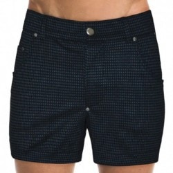 Floss Short - Houndstooth