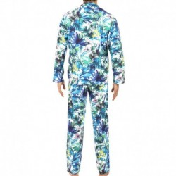 Design Aquarelle Long Woven Homewear Set