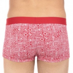 HOM Shorty H01 Design Marseille Rouge