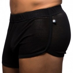 Net Jogger Short - Black
